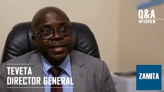 Interview with TEVETA Director General Mr. Cleophas Takaiza