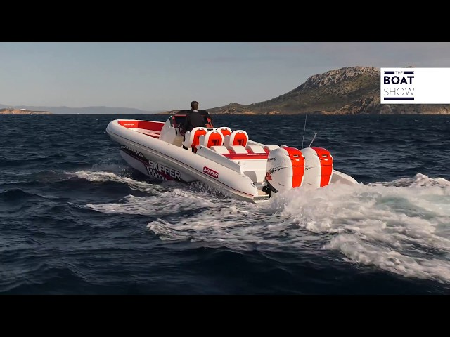 [ENG] BSK MARINE SKIPPER NC 100S - 4K Review - The Boat Show