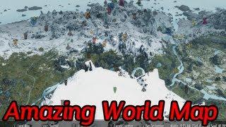 Skyrim Mods - Make your World Map Perfect