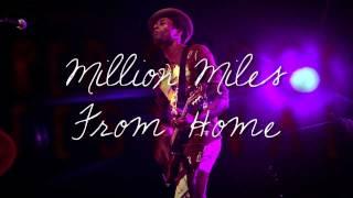 Keziah Jones - LIVE - Million Miles From Home - Red Stock Festival