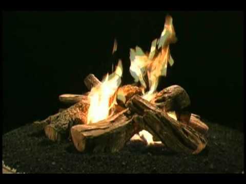 Wilderness Split Vented Gas Logs