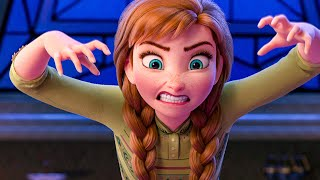Playing Charades with Anna and Elsa Scene - FROZEN 2 (2019) Movie Clip
