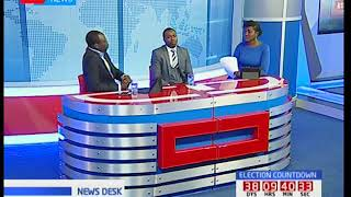 NewsDesk: Isaac Ruto joins Jubilee