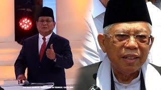 Prabowo Ingin Kembalikan Ratusan Ribu Hektare Lahan, Ma'ruf Amin: Bagus, Bisa untuk Masyarakat Kecil