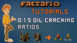 Factorio Tutorial: Smart Oil Processing - How to Keep Your