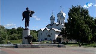 На набережной Александра Невского пропала лестница
