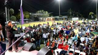 LADY SAW AKA MINISTER MARION HALL FIRST PERFORMANCE AS A GOSPEL ARTIST IN FLORIDA