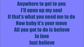 """Emerson Drive """"Fall Into Me"""" With Lyrics"""