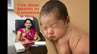The Best Month to Conceive a Boy