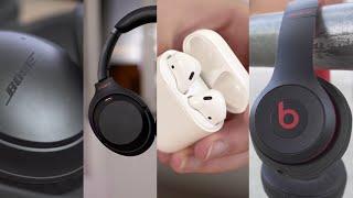Die besten kabellosen Kopfhörer! 2019