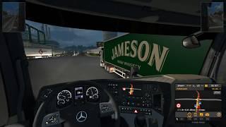 Витебск - Москва - Euro Truck Simulator 2