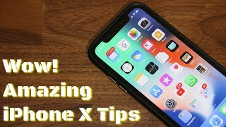 Awesome iPhone X Tips, Tricks & Hidden Features (Enhance Your Ownership)