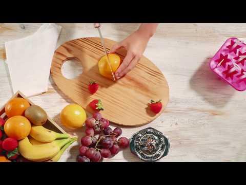 Cozinha com Truques – Gelados de fruta