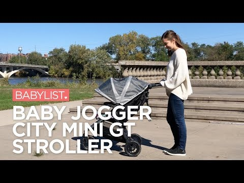 Baby Jogger City Mini GT Stroller Review - Babylist