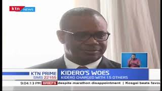 Kenyan corruption court gave directives Evans Kidero over Kshs. 58 M case