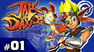 JAK and DAXTER Part 1 | TFS Plays