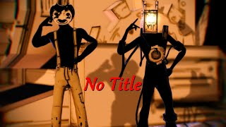 [MMD] No Title BATIM Animation/Model Test