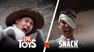 เมื่อ Identity v มีชีวิตจริงๆ!!! - Epic toys X The Snack