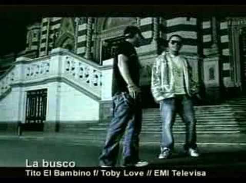 La Busco - Toby Love (Video)