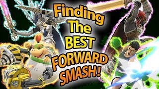 The Best of EVERY Smash Ultimate Move