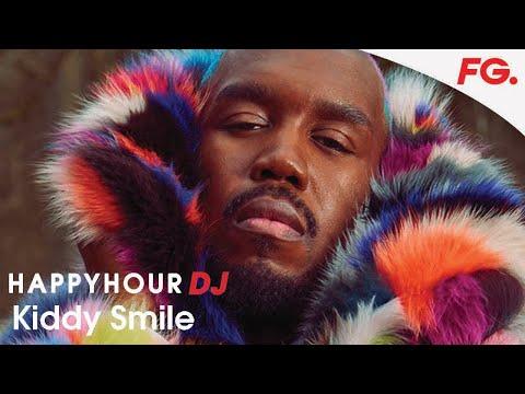 KIDDY SMILE | HAPPY HOUR DJ | LIVE DJ MIX & INTERVIEW | RADIO FG