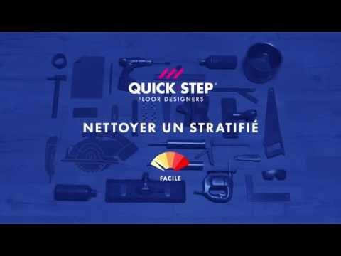 Comment nettoyer votre sol stratifi quick - Quick step stratifie ...