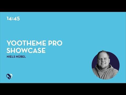 JD19DE - YOOtheme Pro Showcase