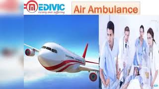 Air Ambulance in Jamshedpur and Bokaro-Medivic Aviation