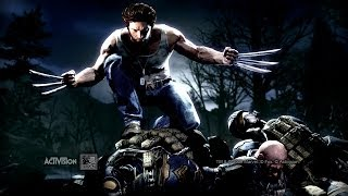 XMen Origins Wolverine Full Movie All Cutscenes Cinematic