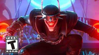Fortnite Batman Who Laughs Trailer