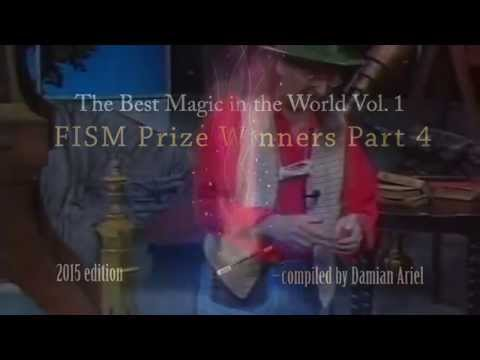 FISM Preisträger