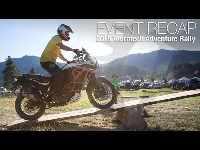 2015 Touratech Rally