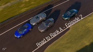 First Championship Race - EPIC ending! Road to Rank A