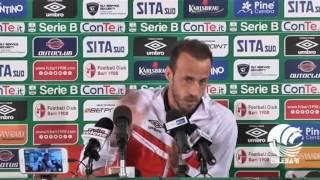 """Fc Bari, Moras ci mette la faccia: """"Stiamo facendo schifo. Con il Verona dimostriamo di avere gli attributi"""""""