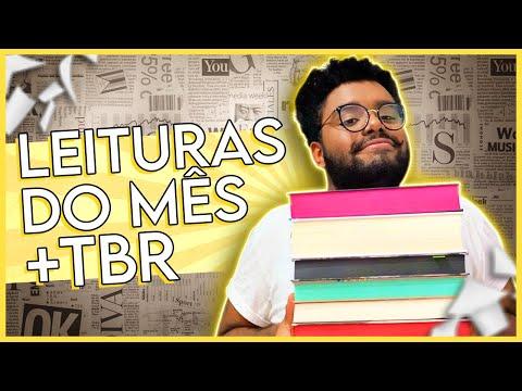 O QUE EU LI EM FEVEREIRO + TBR MARÇO | LEO ALVES
