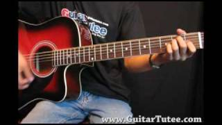 Drake Bell - I Found A Way, by www.GuitarTutee.com