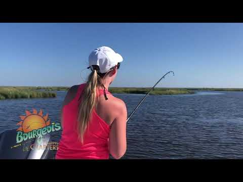 New Orleans summer fishing action promo!