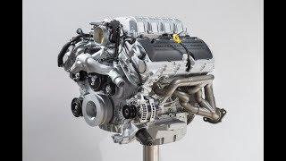 How Ford's Niche Line Builds The 760-Horsepower 2020 Shelby GT500's 5.2-liter Predator V8