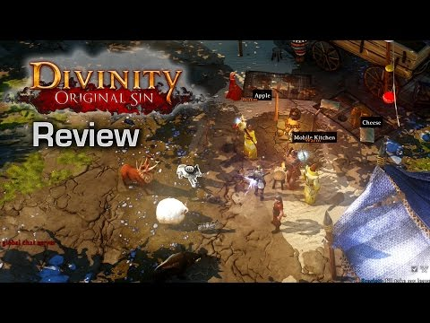 divinity original sin pc gameplay