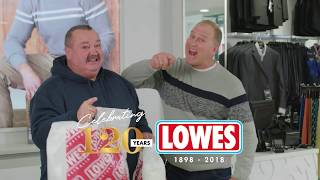 LOWES TV AD MAY