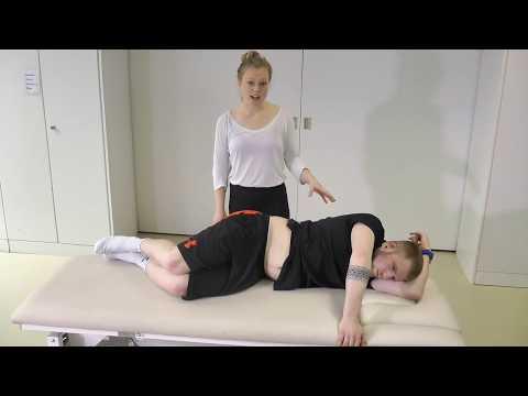 Schmerzen in den Drüsen des Halses beim Abbiegen