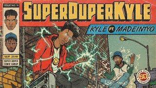 """Video thumbnail of """"KYLE - SUPERDUPERKYLE feat. MadeinTYO [Audio]"""""""