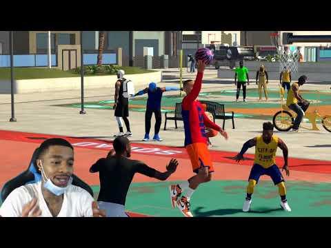 FlightReacts NBA 2K21 Park & My Career Official Trailer!