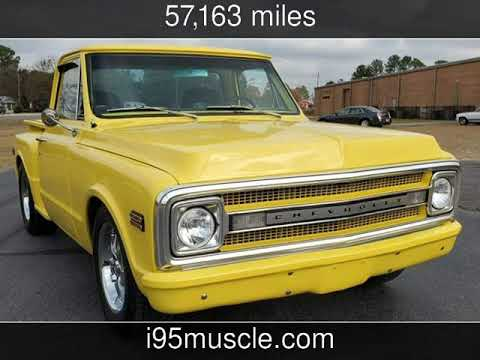 1969 Chevrolet C/K 10 (CC-1312257) for sale in Hope Mills, North Carolina