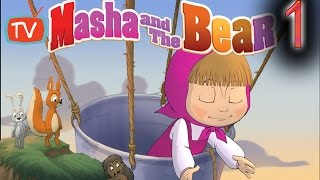 Funny Masha And The Bear Games Search And Rescue Kids And Baby gaming gameplay