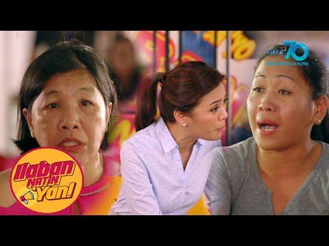 [GMA]  Manugang at biyenan na may sama ng loob sa isa't-isa, pinag-ayos ng 'Ilaban Natin 'Yan'