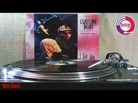 Culture Beat - I Like You  (London Mix)