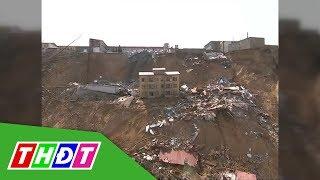 Trung Quốc: Lở đất làm nhiều người thương vong và mất tích | THDT