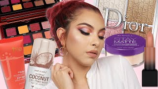 Trying Hyped New Makeup! 2019 | Ulta & Sephora Haul Review