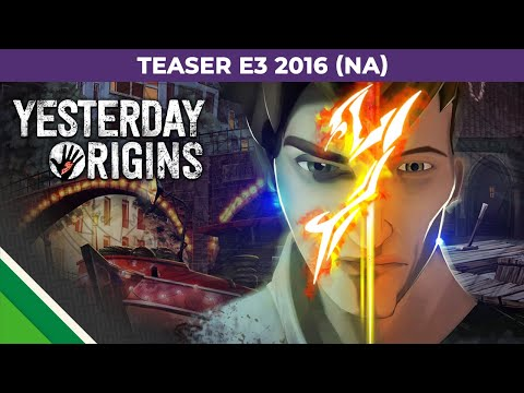 Yesterday Origins - Teaser E3 2016 - PS4 XBOX ONE PC MAC - US thumbnail